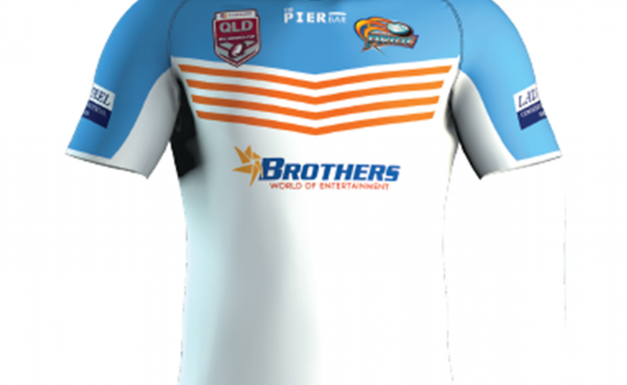 2020 Player-Worn Auswide Bank Mal Meninga Cup Jersey